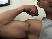 What do you need to do to get that hot body gay muscles xxx