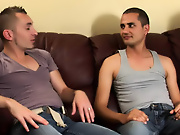 His first huge cock fraternity gay group se