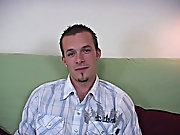 Watching Jimmy it was clear that he had sucked a couple of cocks with the other companies men eating their own cum
