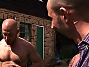 This scene has Not in a million years been seen beforehand, and it's Absolute to this milieu shaved bald men differen at Alpha Male Fuckers